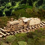 3D Wooden Prime Steam Express Model Puzzle - Best Seller