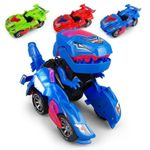 LED Dinosaur Transformation Car Toy - Best Seller