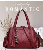 "Claraâ""¢ - Premium Women Leather HandBag"