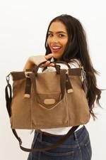 Vivian™ canvas bag
