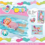 Waterproof Swimming Doll - Best swimming partner for children