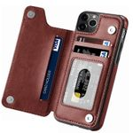 iPhone Wallet Case Premium Card Holder