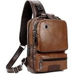 Barry™ - Small Vintage Crossbody Backpack Sling Bag