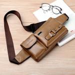 Ramon™ - Men's Genuine Leather Sling Bag Chest Shoulder Bag