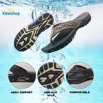 "Rafaelâ""¢ - Mens Sport Flip Flops Comfort Casual Thong Sandals Outdoor"