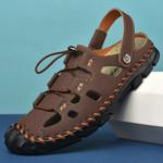 """Elmerâ""""¢ - Dacomfy Mens Casual All-match Driving Sandals"""