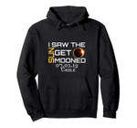 I Saw The Sun Mooned Solar Eclipse Totality Event Souvenir Pullover Hoodie, T-Shirt, Sweatshirt, Tank Top