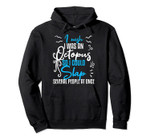 I Wish I Was An Octopus So I Could Slap Several People Funny Pullover Hoodie, T-Shirt, Sweatshirt, Tank Top