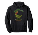 Daddy T-Rex Funny Father's Day Dinosaur Novelty Gift Pullover Hoodie, T-Shirt, Sweatshirt, Tank Top