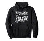Funny Tattoo Artist Gift for Shop Owner Pullover Hoodie, T-Shirt, Sweatshirt, Tank Top