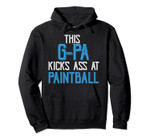 Paintball Gifts Shirts For This G-PA kicks Ass At Paintball Pullover Hoodie, T-Shirt, Sweatshirt, Tank Top