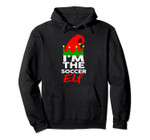I'm The Soccer Elf | Family Christmas Group Matching Pullover Hoodie, T-Shirt, Sweatshirt, Tank Top