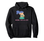 Bubble Tea Inspired Design for a Boba Tea Lover Pullover Hoodie, T-Shirt, Sweatshirt, Tank Top