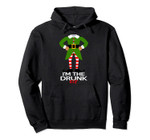 I'm The Drunk Elf | Family Christmas Group Matching Pullover Hoodie, T-Shirt, Sweatshirt, Tank Top