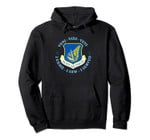 Air Force Pacific Air Forces Command Emblem VVV Pullover Hoodie, T-Shirt, Sweatshirt, Tank Top