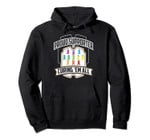 Proud Supporter Of Curing 'Em All - Cancer Ribbon Gift Pullover Hoodie, T-Shirt, Sweatshirt, Tank Top