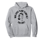 Who Loves Ylang Ylang Essential Oil? This Girl! Womens Gift Pullover Hoodie, T-Shirt, Sweatshirt, Tank Top