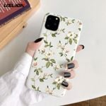 Art Flower Painting Phone Case Floral Cover