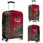 Anzac New Zealand Luggage Covers Lest We Forget Camo - Road to Peace K4