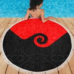 Beach Blanket NZ Koru K4