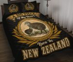 A Big Piece Of My Heart Lives In New Zealand Quilt Bed Set K5