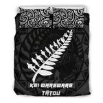 Anzac Tattoo New Zealand, Lest We Forget Bedding Set K5