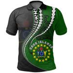 Cook Island Polo Shirt Kanaloa Tatau Gen CK TH65