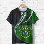 Cook Island T-Shirt Kanaloa Tatau Gen CK TH65