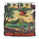 Kea New Zealand Poster Bedding Set K5