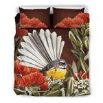 New Zealand Fantail Bedding Set K5