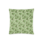 New Zealand Fern Leaves Pattern Zippered Pillow Case 02 K5