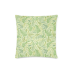 New Zealand Fern Leaves Pattern Zippered Pillow Cases 09 K5