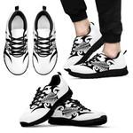 Maori Silver Fern Sneakers White K5