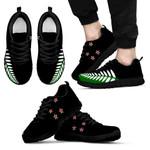 New Zealand Flag Sneakers, Silver Fern Trainers K4