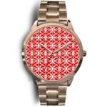 Maori New Zealand™ Rose Gold Watch 16