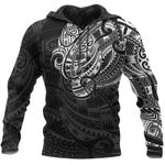 Maori Tattoo Hoodie, New Zealand Pullover Hoodie A7
