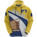 Tokelau All Over Print Hoodie Coat Of Arms TH5 - 1st New Zealand