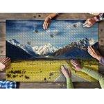 Southern Alps, New Zealand Puzzle K5 - 1st New Zealand