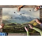 Remarkables Mountains New Zealand Puzzle K5 - 1st New Zealand