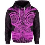 Polynesian Tattoo All Over Print Hoodie Purple 2 TH5 - 1st New Zealand