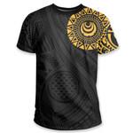 Polynesian Tattoo T Shirt A75 - 1st New Zealand