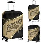 Paua Shell, Maori Silver Fern Luggage Covers K5 - 1st New Zealand