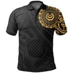 Polynesian Tattoo Polo Shirt A75 - 1st New Zealand