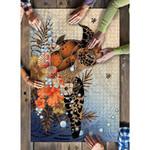 Polynesian Turtle Sea Shell Jigsaw Puzzle K5 - 1st New Zealand