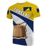 Tokelau T-Shirt Coat Of Arms TH5 - 1st New Zealand