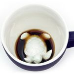 Turtle Mug - Sea Turtle Mug, Custom Your State Mug TH7 (Made in USA) - 1st New Zealand