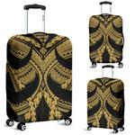 Samoan Tattoo Luggage Covers Gold TH4 - 1st New Zealand