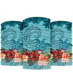 Polynesian Turtle And Hibiscus Bandana 3-Pack TH5 - 1st New Zealand