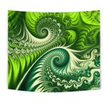 New Zealand Tapestry Koru Fern - Abstract Style K4 - 1st New Zealand