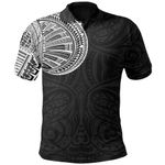 Samoa Tribal Polo Shirt Maori Tattoo Roman Reigns TH75 - 1st New Zealand